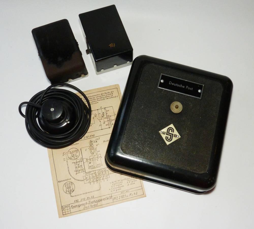 alte telefonanlage deutsche post telefonverteiler. Black Bedroom Furniture Sets. Home Design Ideas