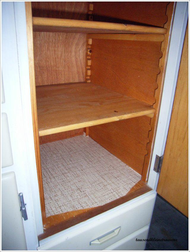 wei e eschebach k che mit glassch tten sch tten modell frankfurt 1 30er jahre ebay. Black Bedroom Furniture Sets. Home Design Ideas