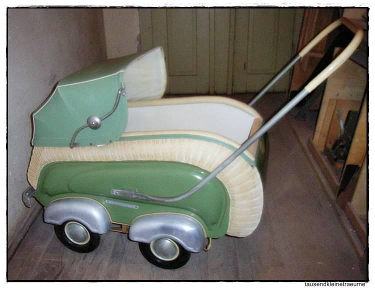 Original kinderwagen aus den 50er jahren zekiwa for Sessel aus den 50er jahren